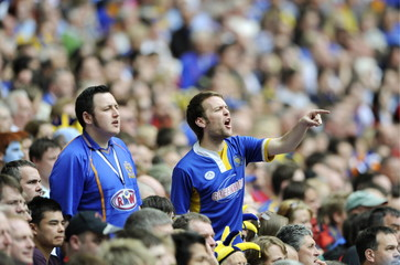 Gillingham v Shrewsbury Town Coca Cola Football League Two Play Off Final