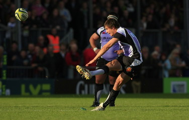 Exeter Chiefs v London Wasps LV= Cup Pool Stage Matchday One
