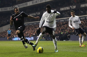 Tottenham Hotspur v Newcastle United Barclays Premier League