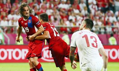 Czech Republic v Poland - UEFA EURO 2012 Group A