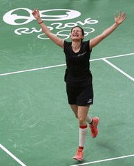 Badminton - Women's Singles Group Play