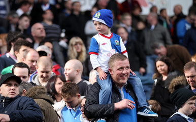 Blackburn Rovers v Norwich City Barclays Premier League