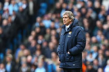 Manchester City v Fulham - Barclays Premier League