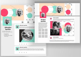 Kit de redes sociales