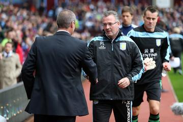 Aston Villa v West Bromwich Albion - Barclays Premier League