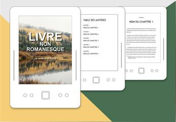 Modèle de publication électronique- Livre inspiré de faits réels