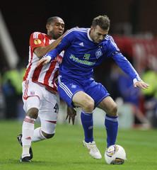 Stoke City v Dynamo Kiev UEFA Europa League Group Stage Matchday Five Group E