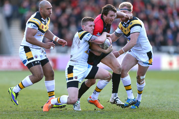 Salford Red Devils v Castleford Tigers - First Utility Super League