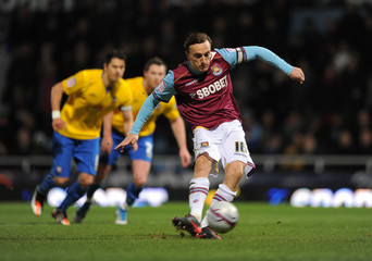West Ham United v Southampton npower Football League Championship