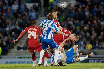 Brighton & Hove Albion v Reading npower Football League Championship