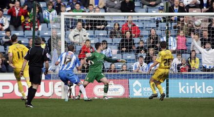 Huddersfield Town v Notts County npower Football League One