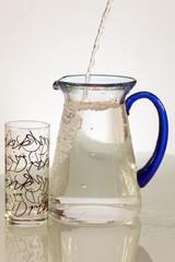 Fresh clean drinking water