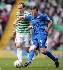 Celtic v Inverness Caledonian Thistle - Clydesdale Bank Scottish Premier League