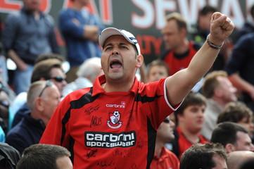 AFC Bournemouth v Huddersfield Town npower Football League One Play-Off Semi Final First Leg