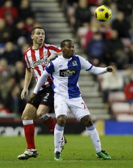 Sunderland v Blackburn