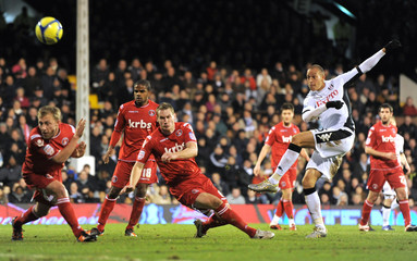 Fulham v Charlton Athletic FA Cup Third Round