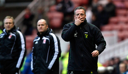 Middlesbrough v Norwich City npower Football League Championship