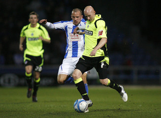 Huddersfield Town v Oldham Athletic Coca-Cola Football League One