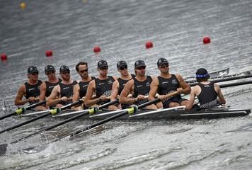 Rowing - Men's Eight Heats
