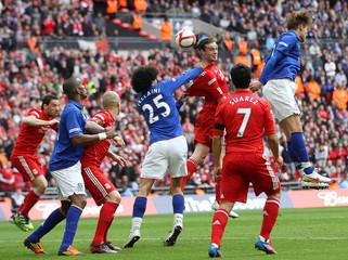Liverpool v Everton FA Cup Semi Final