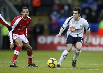 Bolton Wanderers v Arsenal Barclays Premier League