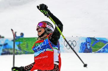 Women's Ski Cross - Vancouver 2010