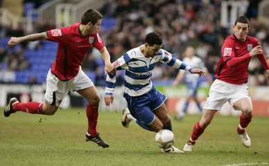 Reading v West Bromwich Albion FA Cup Fifth Round