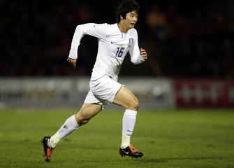 Denmark v South Korea International Friendly