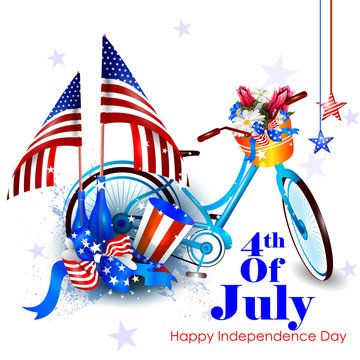 4th July, Independence day of America