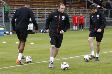 England Training