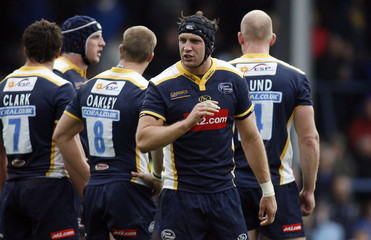 Leeds Carnegie v Overmach Rugby Parma 2009/10 European Challenge Cup Pool One