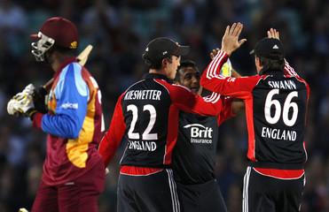 England v West Indies NatWest International T20