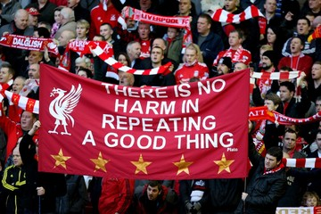 Liverpool v Wigan Athletic Barclays Premier League