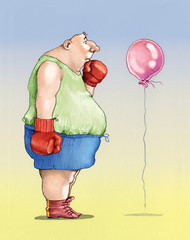 Old boxeur