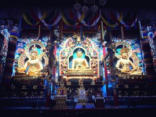 Buddha at Mysore
