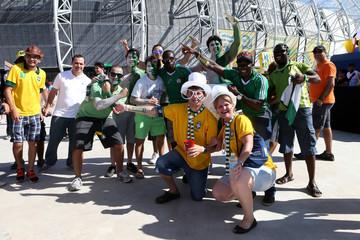 Spain v Nigeria - FIFA Confederations Cup Brazil 2013 Group B