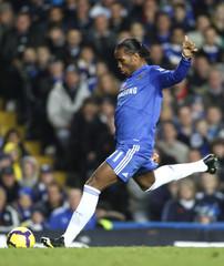 Chelsea v Manchester United Barclays Premier League
