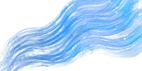 川 水 和紙 背景
