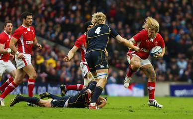 Scotland v Wales RBS Six Nations Championship 2013