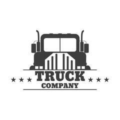 Truck logo vector eps 10 for your design