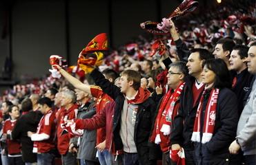 Liverpool v Chelsea UEFA Champions League Quarter Final First Leg