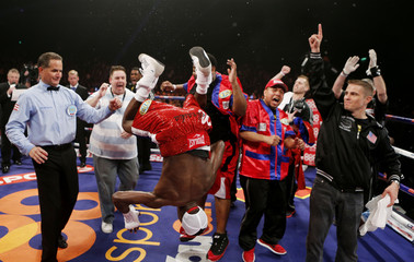 Ricky Burns v Terence Crawford WBO Lightweight Title