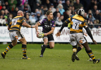 Neath-Swansea Ospreys v London Wasps LV= Cup Pool Stage Matchday Four