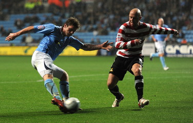 Coventry City v Doncaster Rovers npower Football League Championship