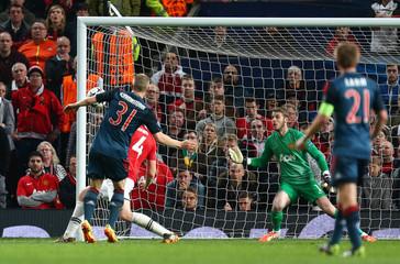 Manchester United v Bayern Munich - UEFA Champions League Quarter Final First Leg