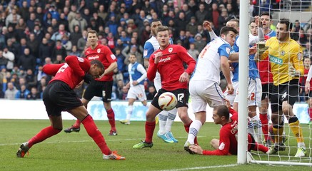 Cardiff City v Blackburn Rovers - npower Football League Championship