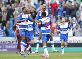 Reading v Newcastle United - Barclays Premier League