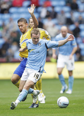 Coventry City v Derby County npower Football League Championship