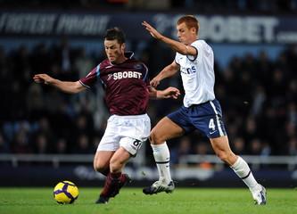West Ham United v Aston Villa Barclays Premier League