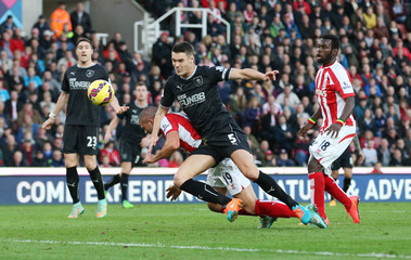 Stoke City v Burnley - Barclays Premier League